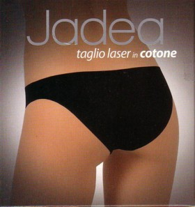 3 Underwear Jadea Cotton Laser Cutting Art 8000 underpants White White Nude